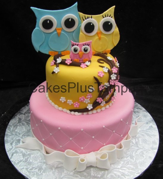 Baby Shower Cakes Tampa