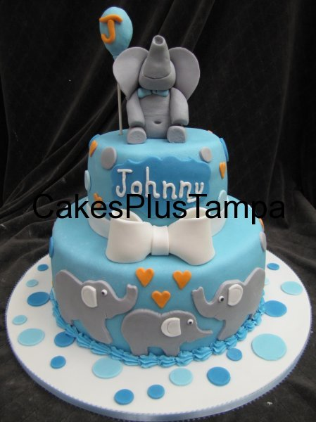 Baby Shower Cakes Plus Tampa