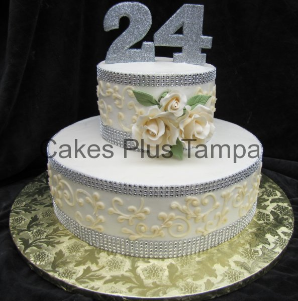 wedding cakes cakes plus tampa. Black Bedroom Furniture Sets. Home Design Ideas